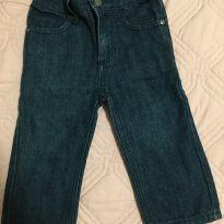 Calça Jeans Calvin Klein - 9 a 12 meses - Calvin Klein