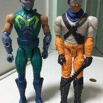 Kits dois bonecos Max Steel -  - Mattel