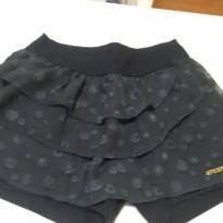 Saia shorts fashion Momi - 6 anos - Momi