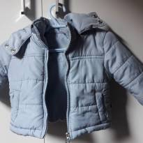 Jaqueta quentinha - 3 a 6 meses - Teddy Boom