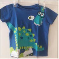 Camiseta dinossauro - 1 ano - Baby Club