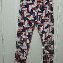 Legging Tommy - 10 anos - Tommy Hilfiger