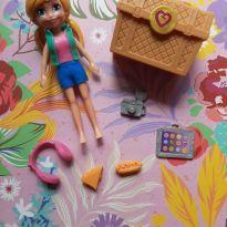 Polly Pocket Turista -  - Mattel