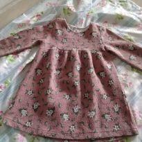Vestido - 2 anos - Zara