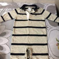 Macacão Polo - 3 meses - Polo wear