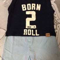 Banho de Sol Born Roll - 3 meses - Keko Baby