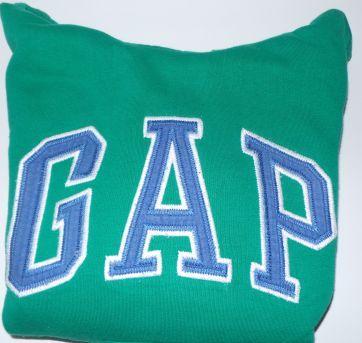 moletom gap original com capuz - 8 anos - GAP