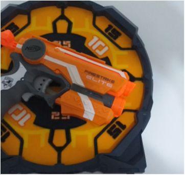 Pistola Nurf - Sem faixa etaria - Hasbro