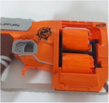 Pistola Nurf - Sem faixa etaria - NUK