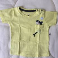 Camisa surf - 6 a 9 meses - Teddy Boom