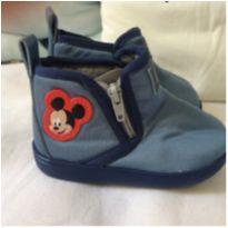 Botinha Mickey mouse - 20 - Grendene