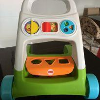 Apoiador/Andador fisher price -  - Fisher Price