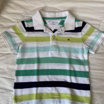 Camiseta Polo - 3 anos - Tommy Hilfiger