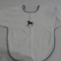 Babador tipo camiseta ideal para quem pratica BLW da Divino Bebê -  - Divino Bebê