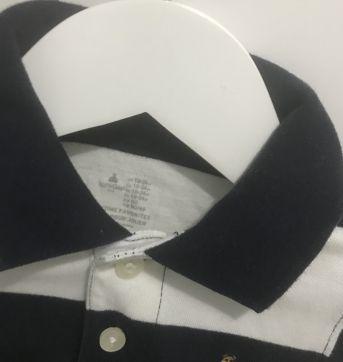 Camisa manga curto polo - Gap baby - 18 a 24 meses - GAP