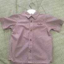 Camisa manga curta Gira Baby T2 - 2 anos - GiraBaby