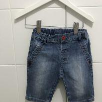Bermuda Jeans Gira baby T2 - 24 a 36 meses - GiraBaby