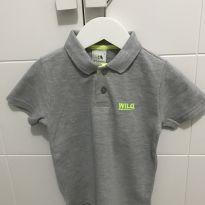 Camisa polo manga curta - Malwee T3 - 3 anos - Malwee