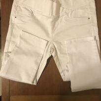 Calça gestante - elástico na cintura - M - 40 - 42 - ALK Mamy