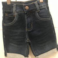 Bermuda jeans Malwee - T3 - 3 anos - Malwee