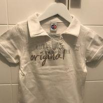 Camisa Polo Tip Top - T4 - 4 anos - Tip Top