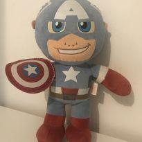 Boneco Capitão America -  - MARVEL