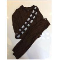 Pijama GAP Chewbacca Star Wars - 3 anos - GAP