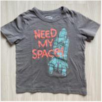 Camiseta Foguete - 3 anos - OshKosh