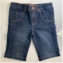 Bermuda Jeans Sem Uso Green - 2 anos - Green