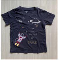Camiseta Astrounauta - 3 anos - Carter`s