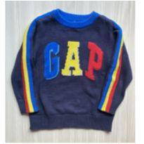 Blusa de lã GAP 3T - 3 anos - Baby Gap