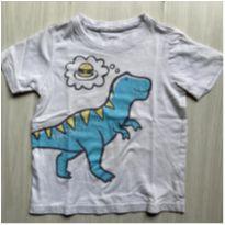 Camiseta Carter`s 4T - 4 anos - Carter`s