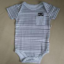 Body - Gatinho - 3 a 6 meses - Teddy Boom