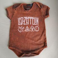 Body - Led Zeppelin - 0 a 3 meses - Three Cool Cats