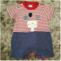 Macaquinho - Urso - 6 meses - yoyo Baby