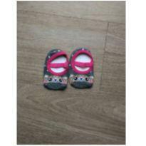 Meia sapatilha puket - 6 meses - Puket