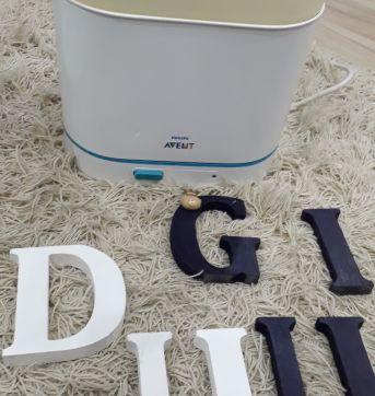 Esterilizador de mamadeiras elétrico - Sem faixa etaria - Avent Philips