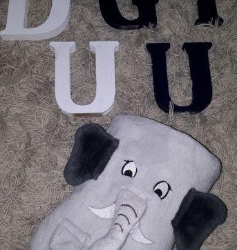 Cobertor Elefantinho - Sem faixa etaria - Zara Baby