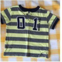 Camiseta Carters - 18 a 24 meses - Carter`s