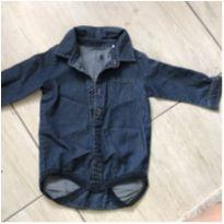 Bory jeans Baby Club - 9 a 12 meses - Baby Club