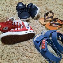 Lote sapatos - 23 - ALL STAR - Converse