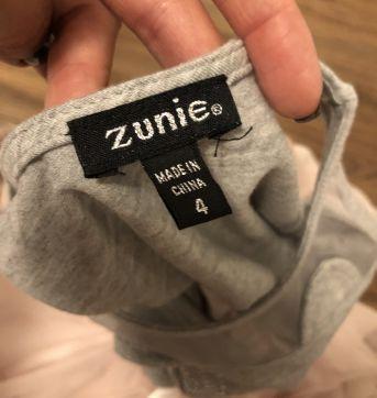Fantasia de gatinha - 24 a 36 meses - Zunie