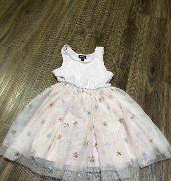 Vestido de fadinha - 24 a 36 meses - Zunie