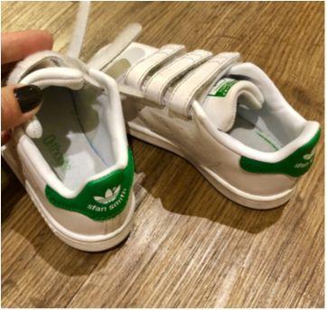 Tênis adidas Stan Smith - 22 - Adidas