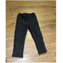 Calça jeans com forro especial - 2 anos - Não informada