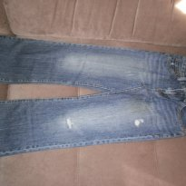 Calça Jeans Infantil Masculino The Children´s Place Tamanho 10 anos - 10 anos - The Children