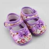 Sapatinho Bebê Menina Importado  Novo - 15 - Importada