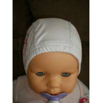 Touca Impermeável Para Natação Infantil Menina - Usada - 4 anos - Nabaiji