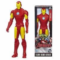Boneco Homem De Ferro - Iron Man Hasbro  Novo - Sem faixa etaria - Hasbro
