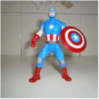 Boneco Capitão América 10 cm - Usado -  - MARVEL